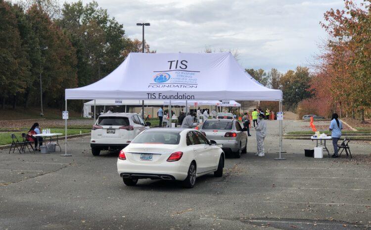 ITIS Covid-19 Testing Tent